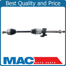 One New OPparts CV Axle Shaft Front Right 40721161 for Honda ILX Civic
