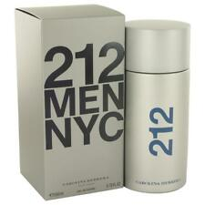 212 by Carolina Herrera 6.8 oz Eau De Toilette Spray for Men