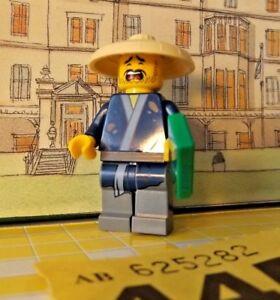 HAM -LEGO NINJAGO  - MiniFigure    REF nmf 315
