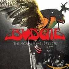 BUDGIE THE MCA ALBUMS 1973-1975 3-CD SET (Released June 3rd 2016)
