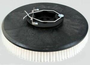 Set (2) Tennant Soft Nylon Brushes 1220235, 05724 For 5680 5700 Floor Scrubber