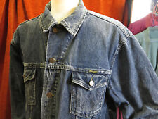 Wrangler Jeansjacke Jacke blau XL 90er True VINTAGE 90s men jeans jacket denim