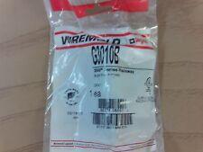 Qty 2 Wiremold Blank End Fitting G3010B #1B-1047-C11