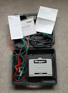 Megger LTW325-EU-BS loop impedance & RCD combined tester