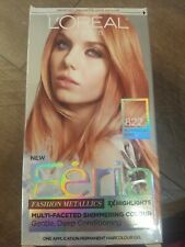 Feria Multi Faceted Shimmering Permanent Hair Color Dye Medium Iridescent Blonde