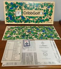 Cribb Golf, JK Games, 1992