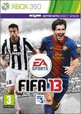 GIOCO FIFA 13 XBOX 360 CALCIO GAME GAMES XBOX360