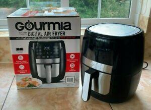 Gourmia GAF698 Digital Air Fryer 5.7L in Black