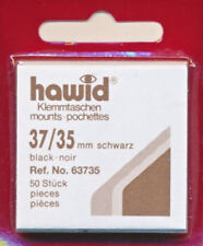50 Hawid Cut to Size Mounts - Select size - Black or Clear - SAVE with Multi-buy