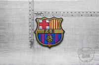 """FC Barcelona Spanish Soccer LFP Football Jersey Patch~2 5//8/""""~Messi~Iron or Sew"""