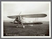 HAWKER HART PEGASUS ENGINE VINTAGE PHOTO RAF ROYAL AIR FORCE