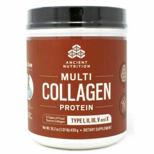 Ancient Nutrition Multi Collagen Protein Powder16.2oz Exp 05/2021