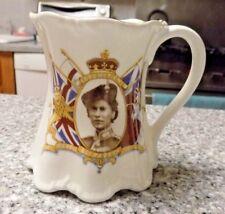 Queen Elizabeth II Coronation 1953 Queen of England commemorative cup