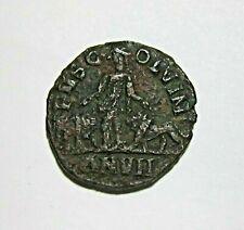 MOESIA SUPERIOR, VIMINACIUM. AE 28. PHILIP I, 244-249 AD. MOESIA BULL/LION REV.