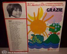 Disco 45 Giri 21 ZECCHINO D'ORO GRAZIE - E L'ARCA NAVIGAVA **DISCO PERFETTO**