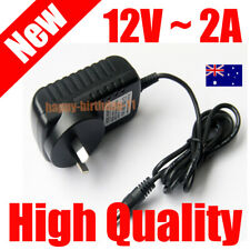 AC Power Adapter Charger 12v 2a 5.5*2.5mm for HD TV Play Media Player Hub Center