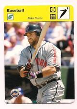 2004 Donruss HOF Mike Piazza New York Mets  #18/25