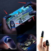 Sweat-proof Fingers Gloves for PUBG Phone Games Thumbs Finger Cover Sleeve Parts
