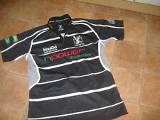 Kooga Ospreys Rugby Maglietta, taglia L, G/C, Rugby/Sport Camicia/Top, Gratis UK