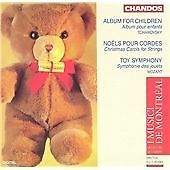 Chandos Symphony Album Music CDs
