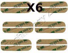 X6 BIADESIVO ADESIVO 3M IPHONE 5 RIPARAZIONE FISSAGGIO VETRO VETRINO DISPLAY LCD