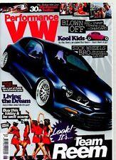 PERFORMANCE VW MAGAZINE - August 2011