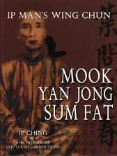 Ip Man, Ip Ching  Wooden Dummy Form Wing Chun Book  Limited Edition Gift New