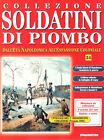 FASCICOLO COLLEZIONE SOLDATINI DI PIOMBO N. 24 - LA BATTAGLIA DI LIGNY - DeA