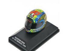 MINICHAMPS MODELLINO CASCO HELMET AGV VALENTINO ROSSI GP MUGELLO WORLD CHAMPION