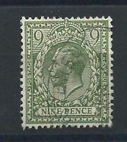 Grande Bretagne N°150A Obl (FU) 1912/22 - George V (Filigrane E)