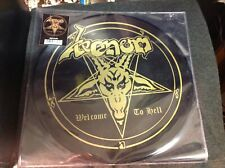 VENOM WELCOME TO HELL [PICTURE DISC] NEW VINYL RECORD