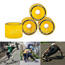 4pcs Losenka Cruiser Downhill Board longboard Skateboard Wheels Parts 75x 56mm