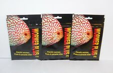 Kusuri Discus Tropical Fish Wormer Plus 5g Treats 500g