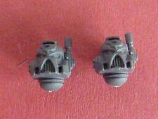 DARK Angels Ravenwing 2 x MK7 CASCHI con simbolo di società-bit 40K