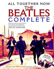 BEATLES ALL TOGETHER NOW Complete Book & DVD