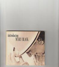 Mary Black- Introducing Sampler UK promo  cd ep