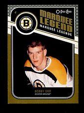 2011-12 OPC O-Pee-Chee Hockey  Marquee Legend  #544  Bobby Orr