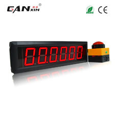 """[Ganxin] 2.3"""" High Quality 6 Digits 10 Seconds  Challenge Game Timer"""