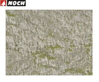 "NOCH 60305 Knitterfelsen ""Seiser Alm"" 45 x 25,5 cm (1 m² - 91,42 €) - NEU"