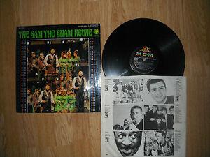 THE SAM THE SHAM REVUE RARE US IMPORT LP & INNER NR MINT VINYL