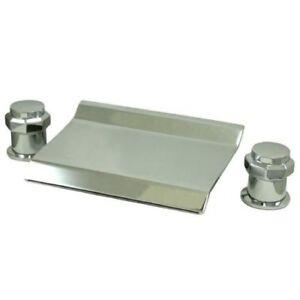 Kingston Brass Chrome Roman Tub Faucet KS2241Ar