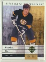 2011-12 Upper Deck Ultimate Collection 4 Bobby Orr /399 Boston Bruins