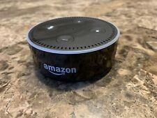Amazon Echo Dot (2nd Generation) Smart Speaker - Black
