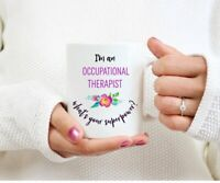 Occupational Therapist Mug Occupational Therapist Gift Gift For Occupational