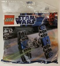 Lego 8028 Star Wars TIE Fighter Polybag New