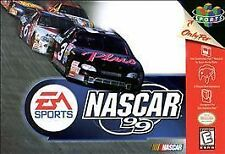 NASCAR 99 (Nintendo 64, 1998, *Cartridge Only*) Usually ships within 12 hours!!!