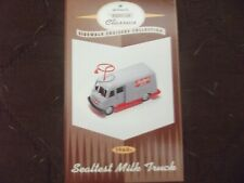Hallmark Kiddie Car Classics 1960 Sealtest Milk Truck