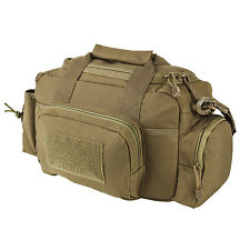 Ncstar Tan Small Range Deployment Bag Molle Modular Shoulder Carrying Pack