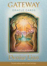 Gateway Oracle Cards by Linn Denise 1401931812