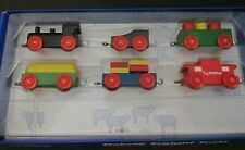 T.C. Timber Deluxe Freight Train 50-6035 Nos